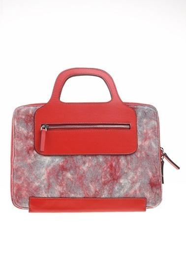 Freyja Concept Laptop /Evrak Çantası Kırmızı